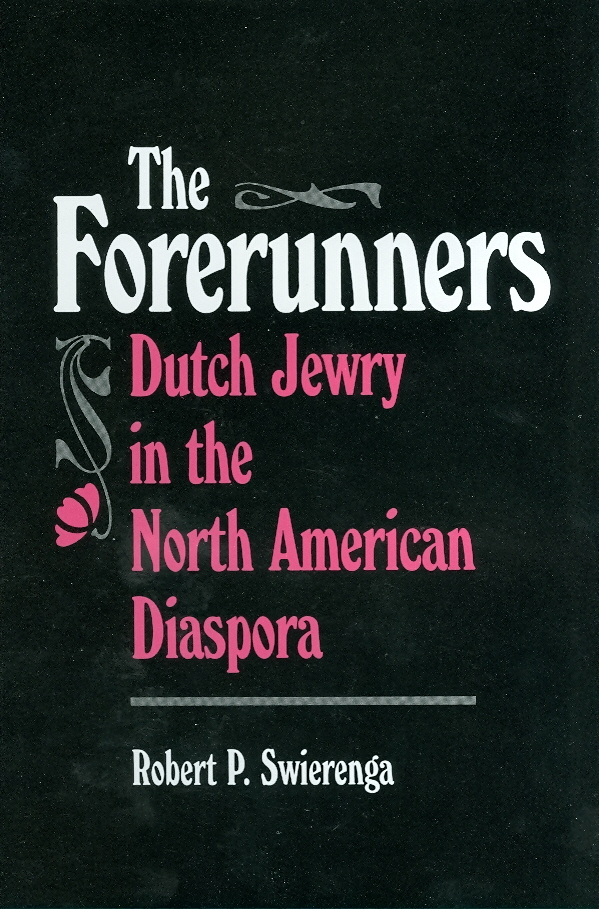 The Forerunners book cover.
