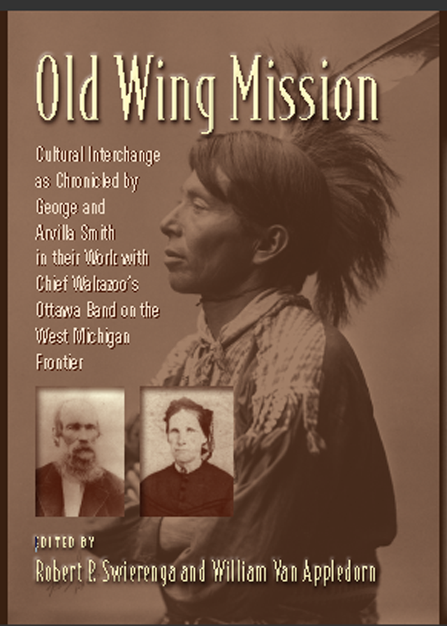 Old Wing Mission - Book Cover